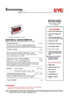EF651625 LTC-7PN 3.6v 0.75 Ah 16.80 x 7.00 x 25.70 mm Atex